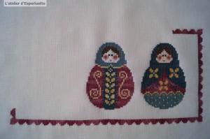 Tralala poupées russes avancée 06-14