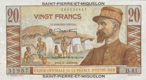 20 Francs CFA
